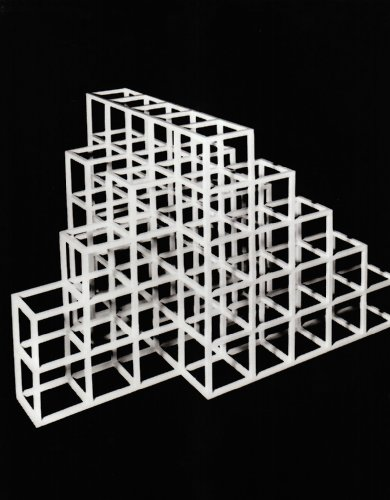9780905836782: Sol LeWitt: Structures, 1962-93