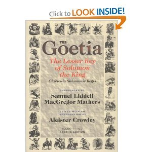 9780905841007: The book of the Goetia of Solomon the king