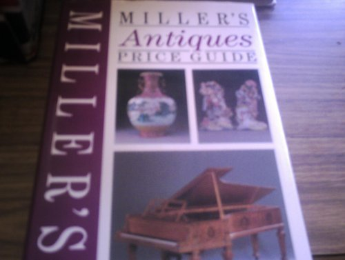 Miller's Antiques Price Guide Professional Handbook 1993