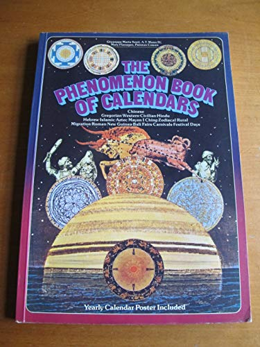 9780905895215: The Phenomenon Book of Calendars: 1979-1980: Calendar Poster Included