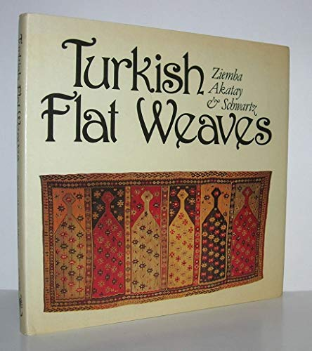 9780905906256: Turkish Flat Weaves: Introduction to the Weaving and Culture of Anatolia