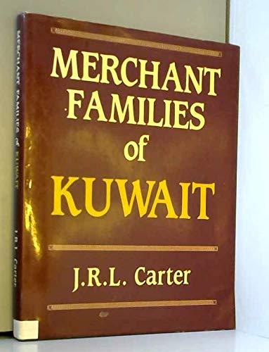 9780905906409: Merchant families of Kuwait