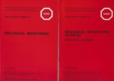 Biological Monitoring of Environmental Contaminants (Plants): Technical Report: Burton, M.A.S.