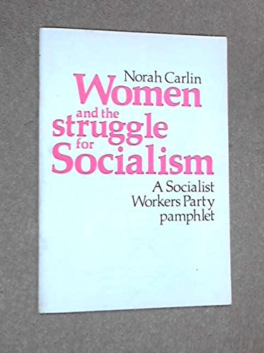 9780905998473: Women and the Struggle for Socialism