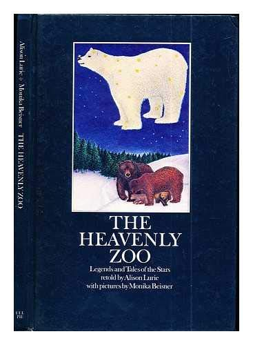 9780906008119: The Heavenly Zoo: Legends and Tales of the Stars, SIGNED by author
