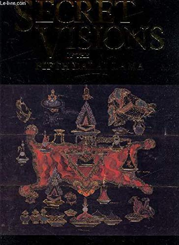 9780906026205: Secret Visions of the Fifth Dalai Lama: The Gold Manuscript in the Fournier Collection