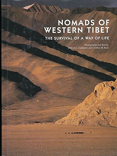 9780906026236: Nomads of Western Tibet: The Survival of a Way of Life