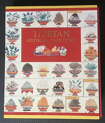 9780906026267: Tibetan Medical Paintings: Illustrations to the Blue Beryl Treatise of Sangye Gyamtso [1653-1705]