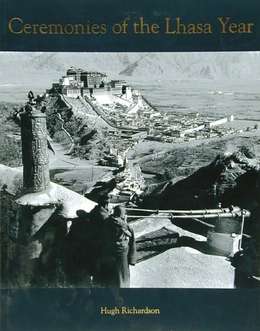 9780906026298: Ceremonies of the Lhasa Year (Heritage of Tibet)
