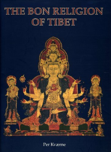 9780906026359: The Bon Religion of Tibet: The Iconography of a Living Tradition