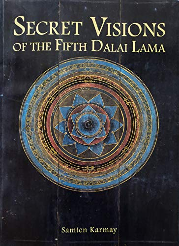 9780906026472: Secret Visions of the Fifth Dalai Lama