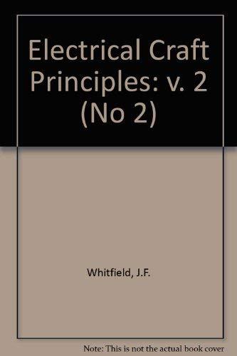 9780906048436: Electrical Craft Principles (No 2) (v. 2)