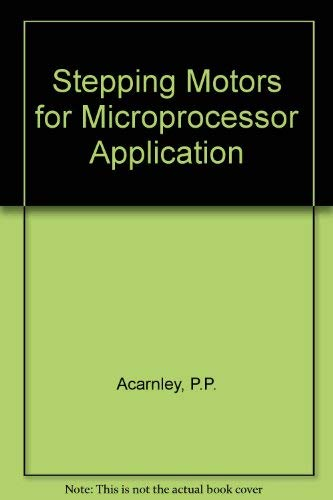 9780906048757: Stepping Motors for Microprocessor Application (IEE control engineering series)