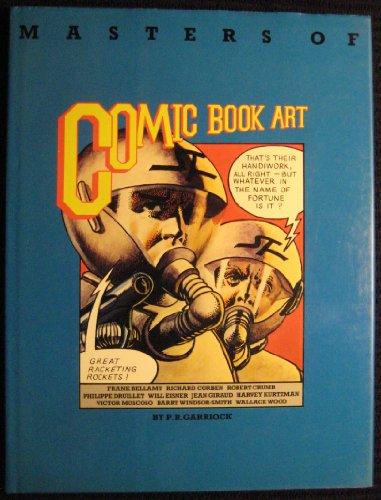 9780906053058: Masters of Comic Book Art
