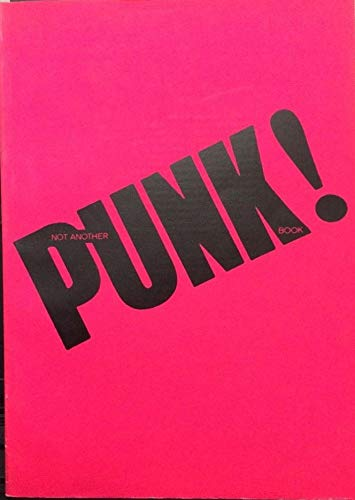 9780906053065: Not another punk book!