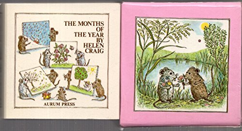 Months of the Year (9780906053188) by Craig, Helen