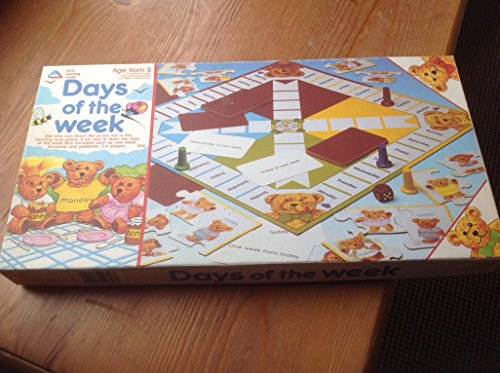 Days of the Week (9780906053263) by Helen Craig