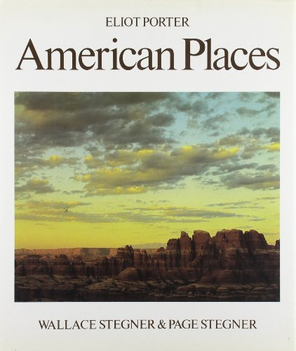 9780906053287: American places