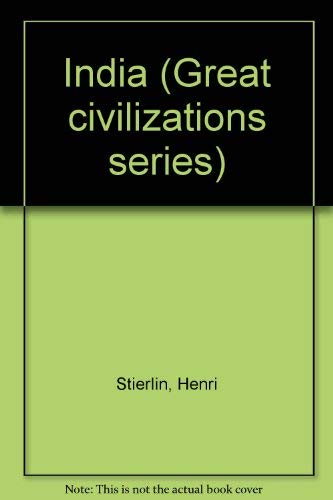 9780906053539: India (Great civilizations series)