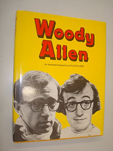 9780906071410: Woody Allen, an illustrated biography