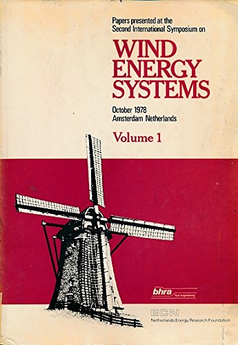 Proceedings of the Wind Energy Systems International: Wind Energy Systems