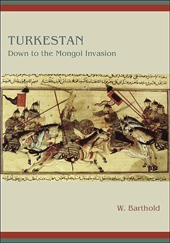 9780906094006: Turkestan Down to the Mongol Invasion
