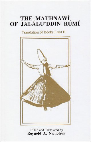 9780906094082: The Mathnawi of Jalalud'din Rumi, Vol. 2: Containing the Translation of the First & Second Books (Persian Edition)
