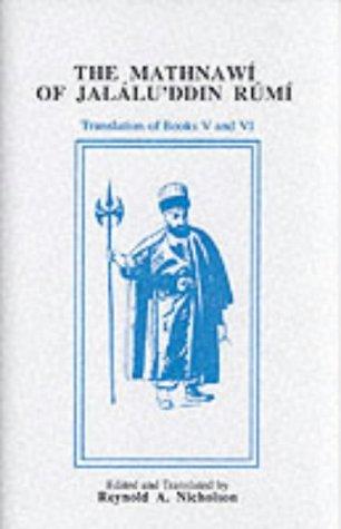 9780906094273: The Mathnawi of Jalalu'ddin Rumi, Vols 2, 4, 6, English Translation (set): English Translation v. 2, 4 & 6 (Gibb Memorial Trust Persian Studies)