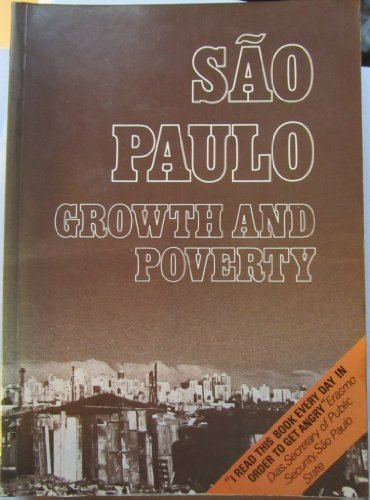 São Paulo, Growth and Poverty : A: Camargo, Cândido Procópio
