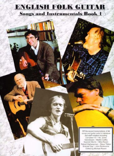 9780906114742: English Folk Guitar, Songs and Instrumentals