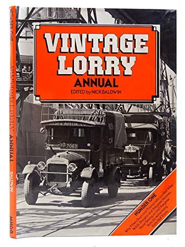 Vintage Lorry Album Number One: BALDWIN Nick [ed]