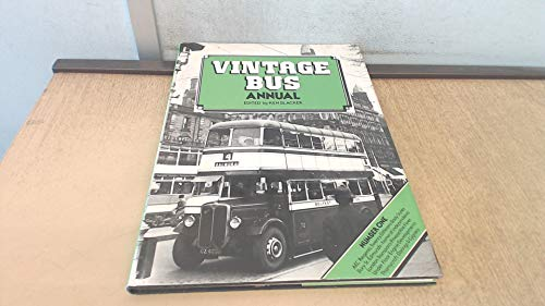 Vintage Bus Annual. One.: Blacker, Ken (edit).