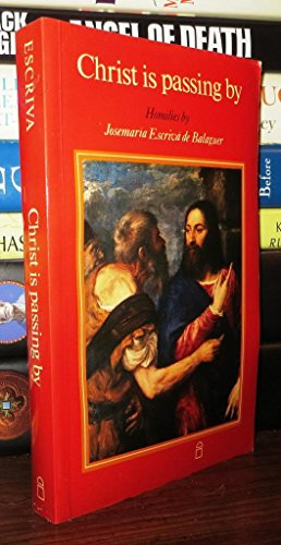 9780906127506: Christ is Passing By - Homilies