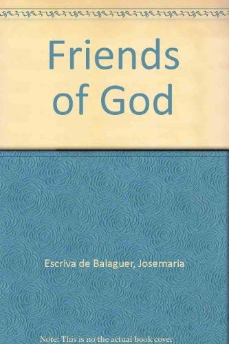9780906138038: Friends of God