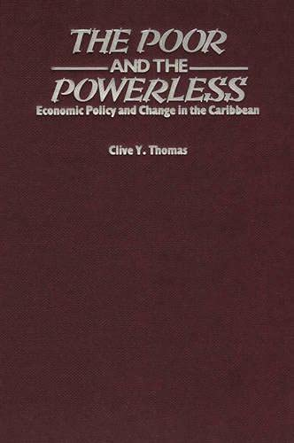 9780906156353: The Poor and the Powerless