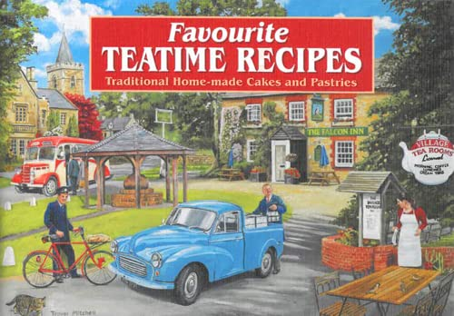 9780906198247: Favourite Teatime Recipes: Traditional Home-Made Cakes and Pasties (Favourite Recipes)