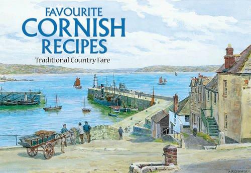 9780906198971: Favourite Cornish Recipes: Traditional Country Fare (Favourite Recipes)