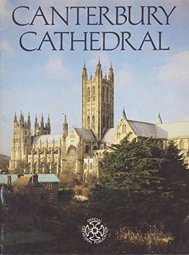 9780906211168: Canterbury Cathedral