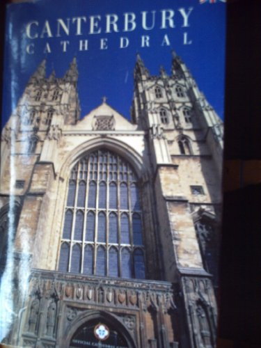9780906211441: Canterbury Cathedral
