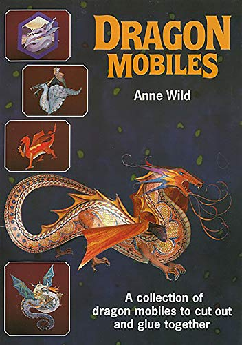 Dragon Mobiles. A collection of dragon mobiles to cut out and glue together.