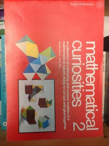 9780906212141: Mathematical Curiosities: Bk. 2