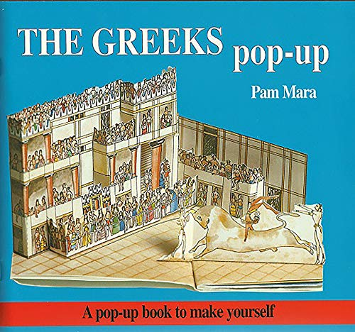 Greeks (Ancient Civilisations Pop-Ups): Mara, Pam