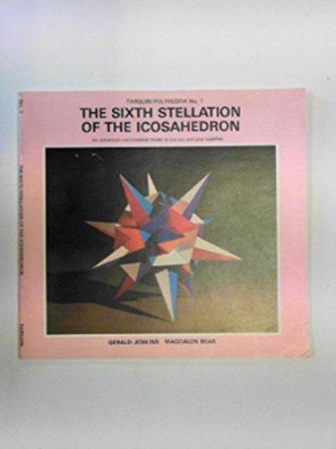 The Sixth Stellation of the Icosahedron: Tarquin Polyhedra No. 1: Jenkins, Bear