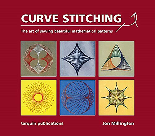 9780906212653: Curve Stitching: Art of Sewing Beautiful Mathematical Patterns
