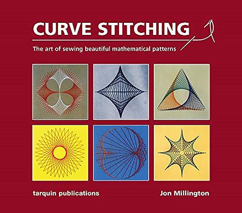 9780906212653: Curve Stitching: Art of Sewing Beautiful Mathematical Patterns