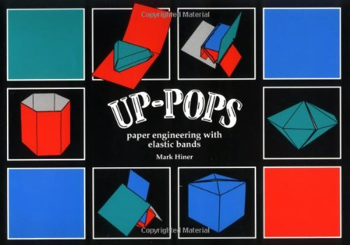 9780906212790: Up-Pops: Paper Engineering with Elastic Bands