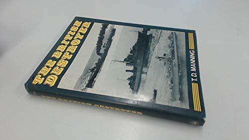 9780906223130: British Destroyer
