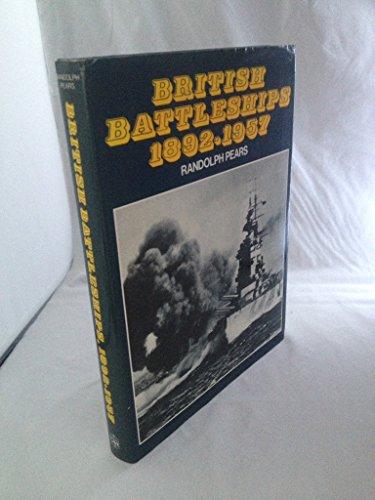 9780906223147: British Battleships, 1892-1957