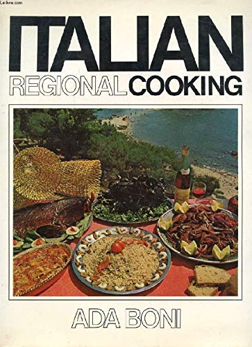 9780906223222: Italian Regional Cooking