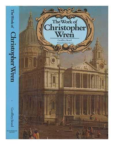 9780906223796: The work of Christopher Wren
